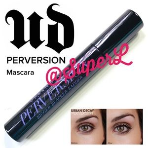 2/$30 Urban Decay Perversion Volume Black Mascara